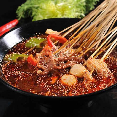 麻辣串串锅