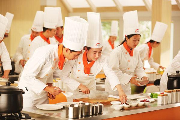 厨师雕刻教学步骤视频