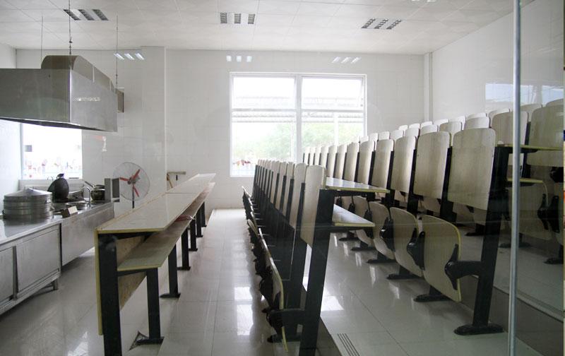 金典总厨实训中心-演示教室
